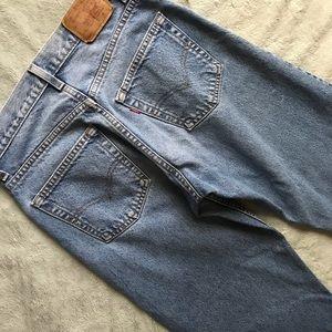 VTG 90s Levi's 569 Student Loose Fit Denim Jeans